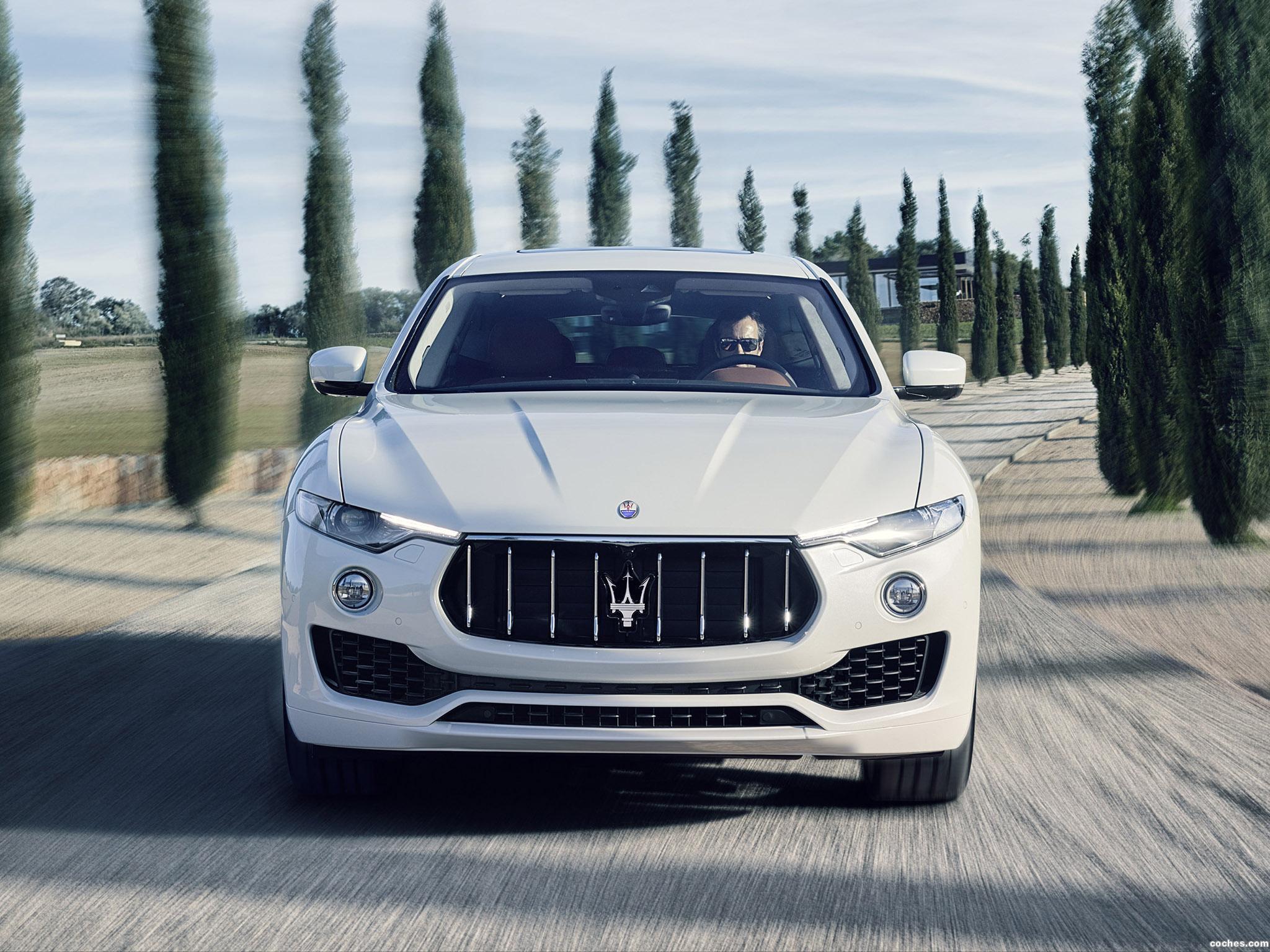 Foto 19 de Maserati Levante 2016