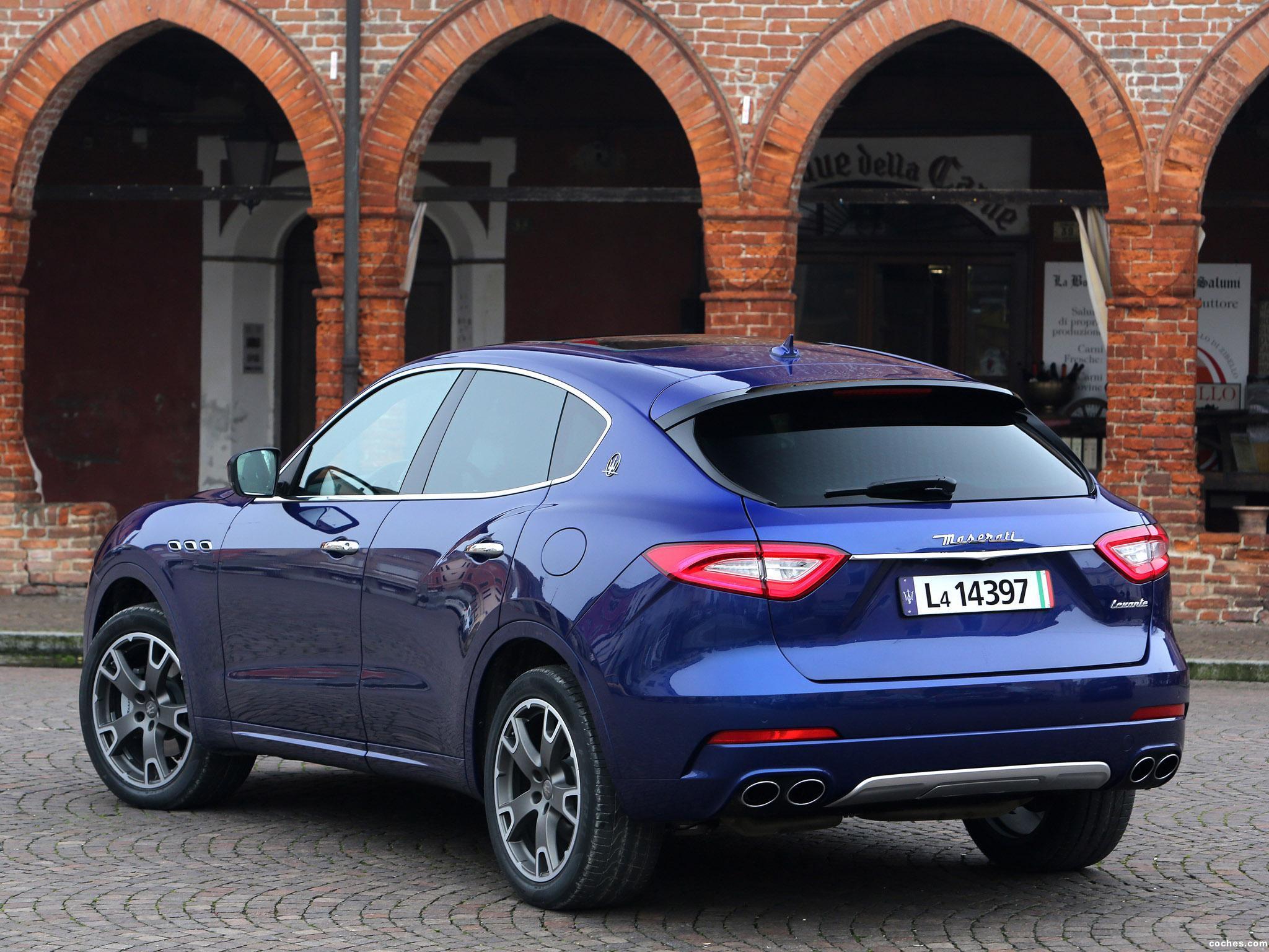 Foto 15 de Maserati Levante 2016