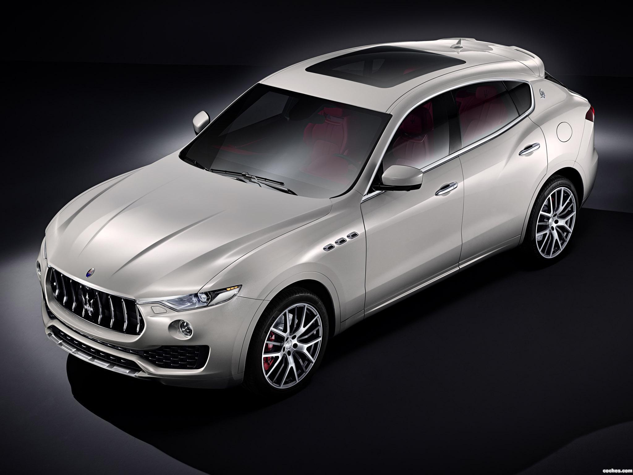 Foto 1 de Maserati Levante 2016