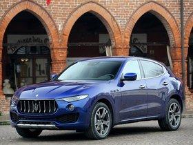 Ver foto 14 de Maserati Levante 2016