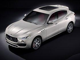 Ver foto 2 de Maserati Levante 2016