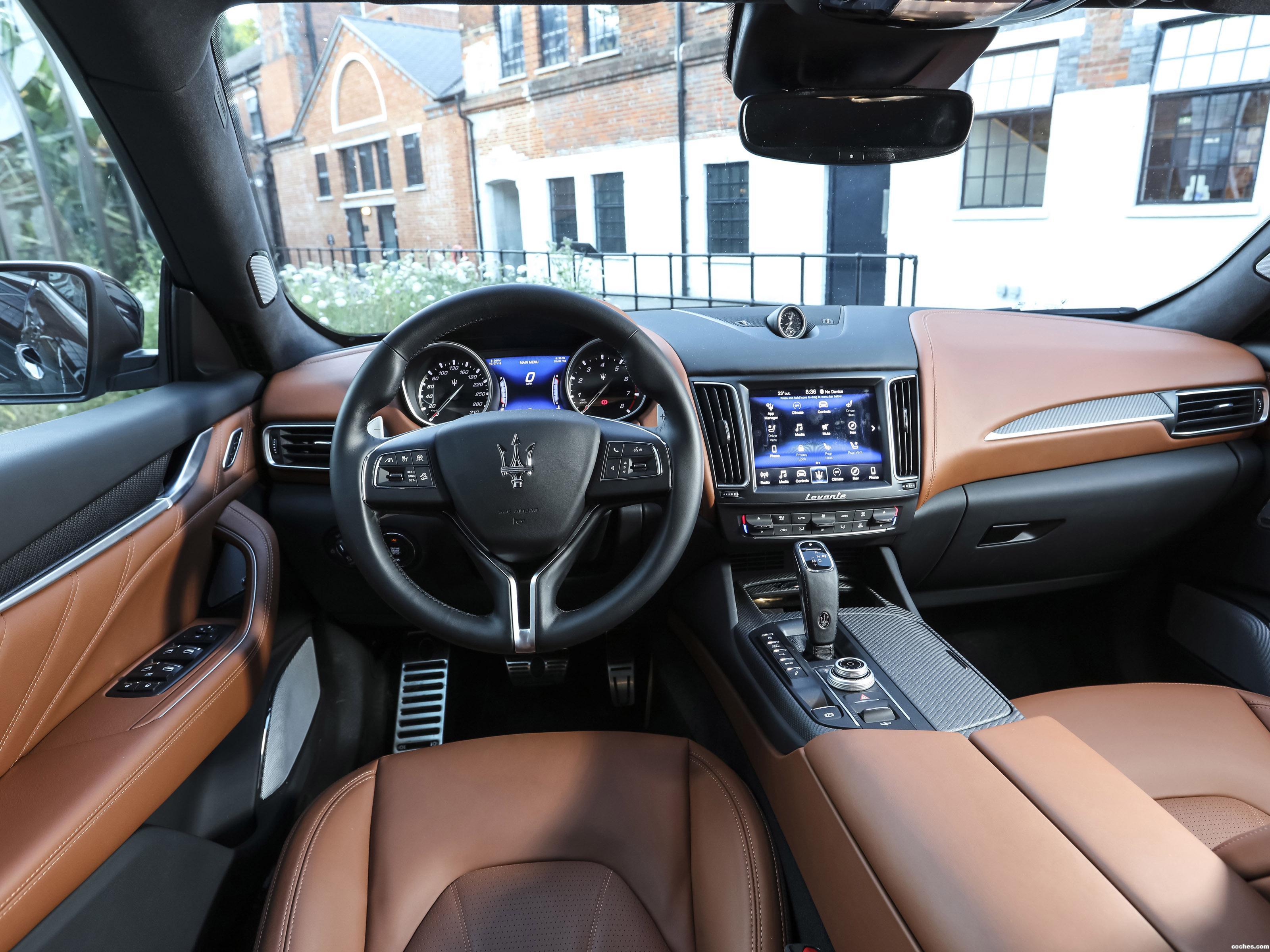 Foto 37 de Maserati Levante S Q4 GranLusso 2018