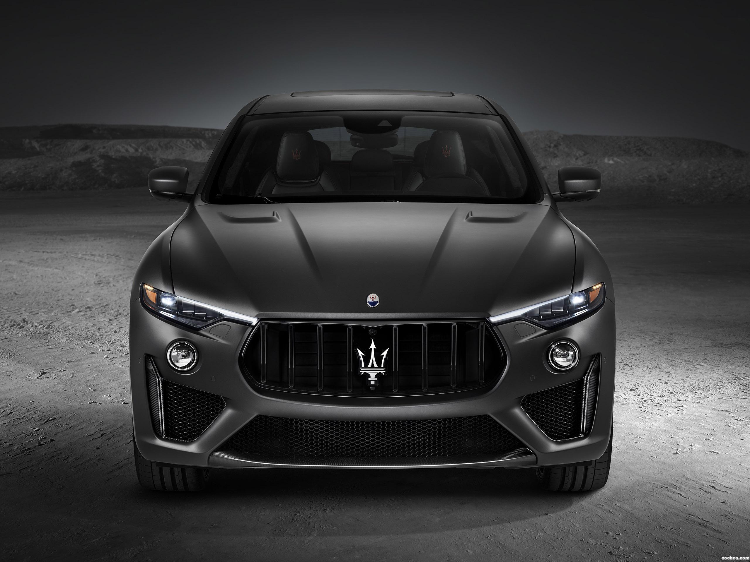 Foto 3 de Maserati Levante Trofeo  2018
