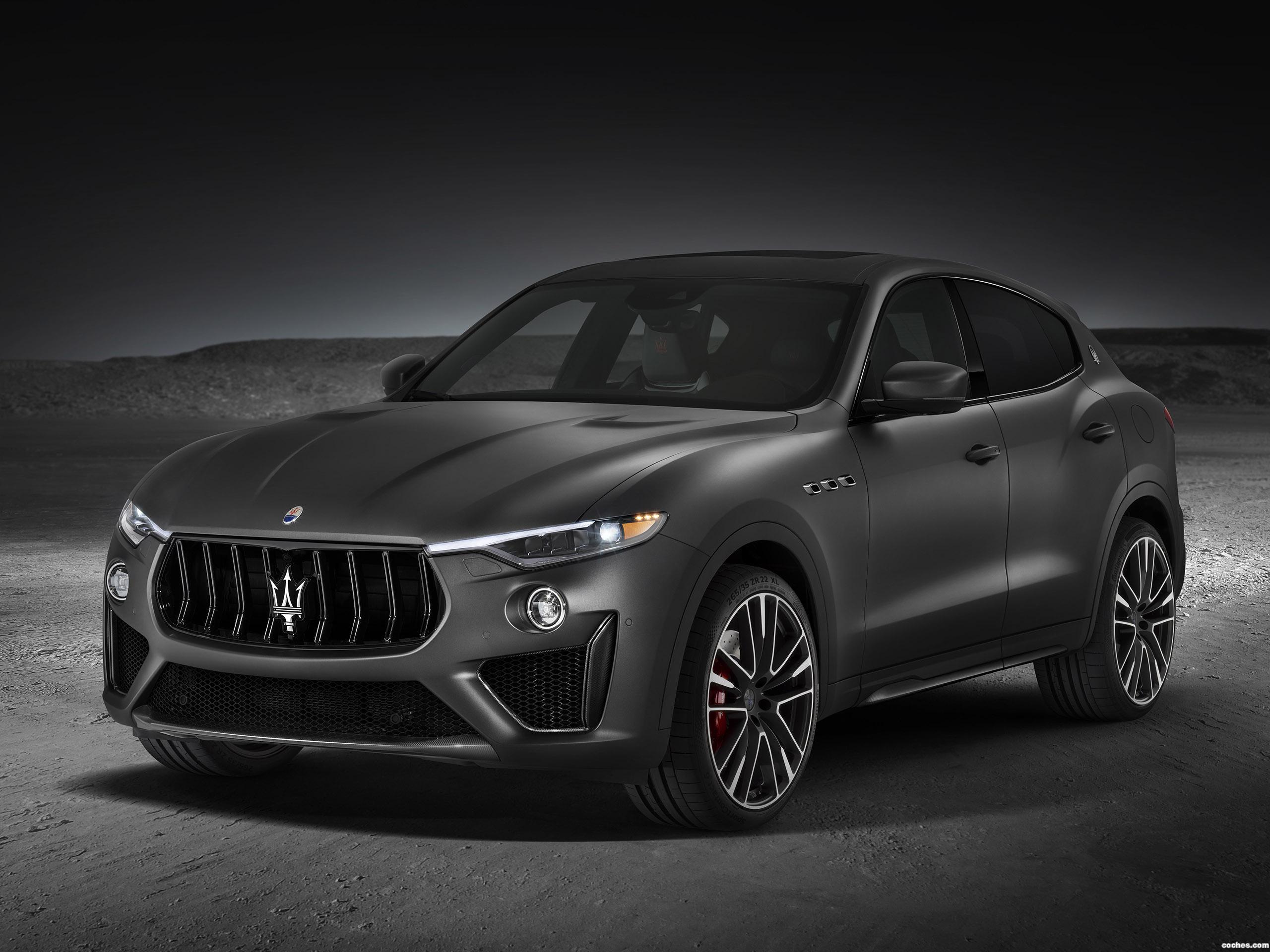 Foto 0 de Maserati Levante Trofeo  2018