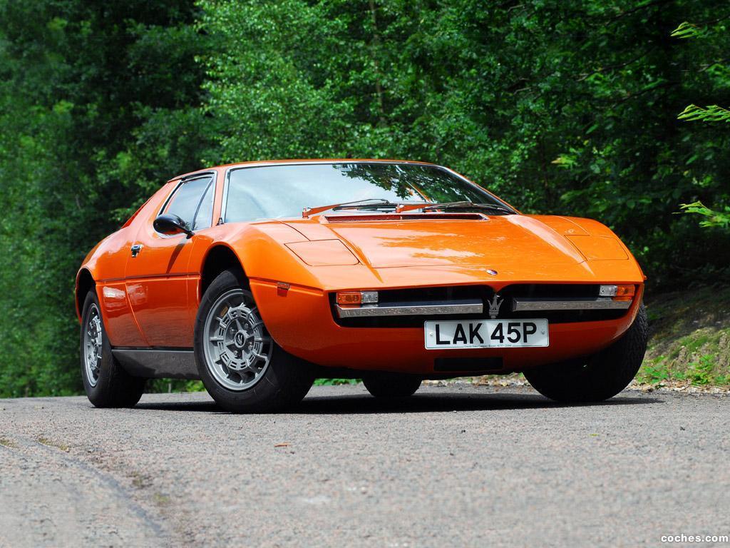 Foto 0 de Maserati Merak 1974