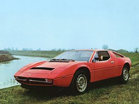 Ver foto 3 de Maserati Merak 1974