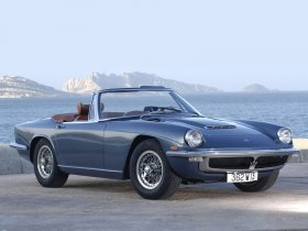 Ver foto 5 de Maserati Mistral Spyder 1963