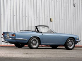 Ver foto 4 de Maserati Mistral Spyder 1963