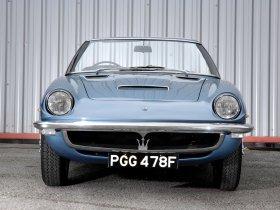 Ver foto 3 de Maserati Mistral Spyder 1963