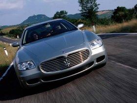 Ver foto 4 de Maserati Quattroporte 2004