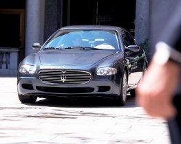 Ver foto 3 de Maserati Quattroporte 2004