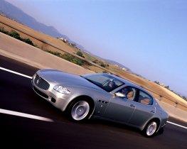 Fotos de Maserati Quattroporte 2004