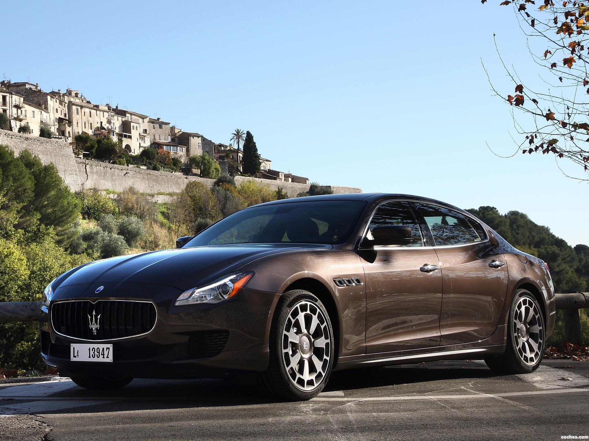 Foto 23 de Maserati Quattroporte 2013