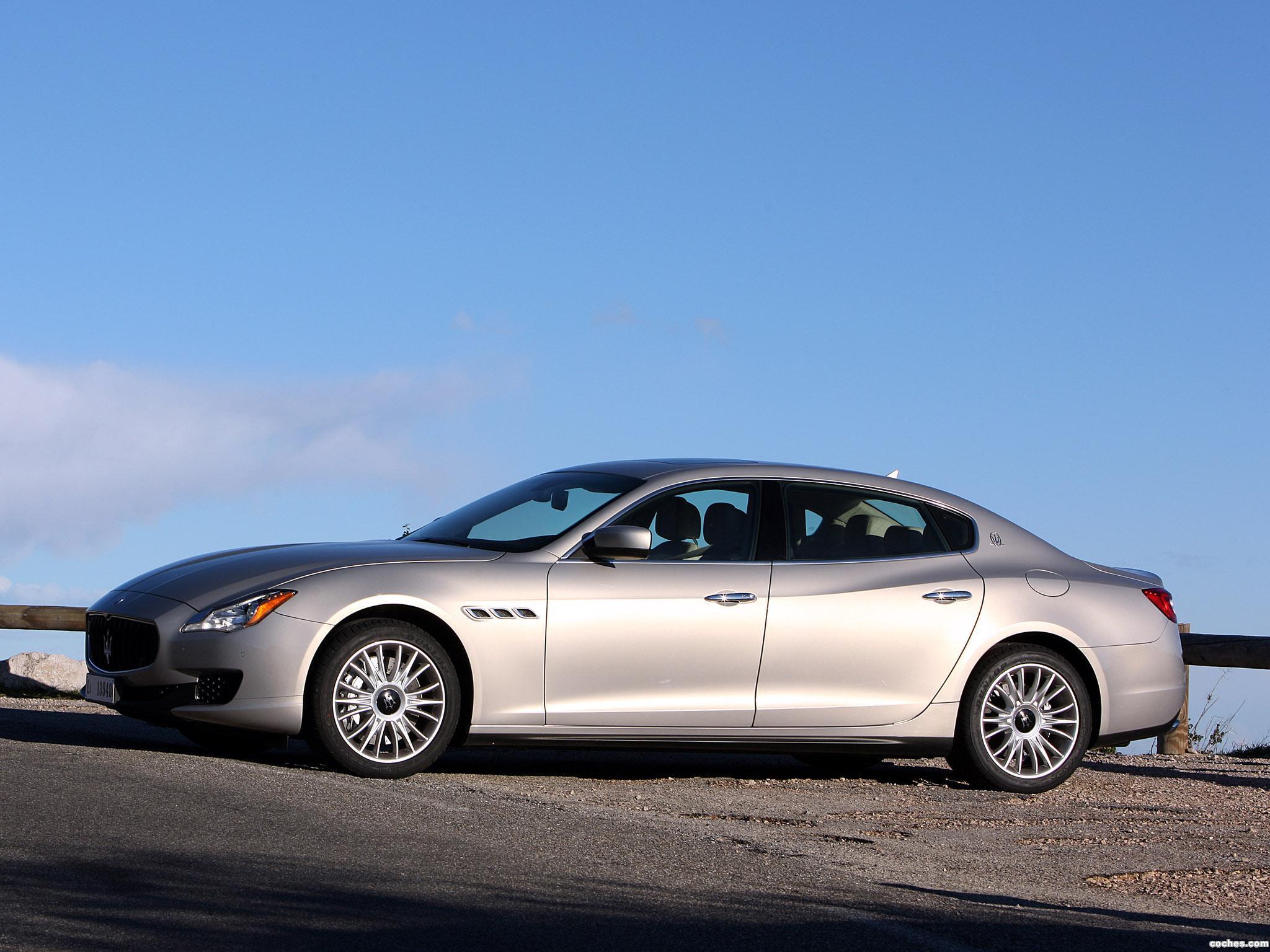 Foto 12 de Maserati Quattroporte 2013