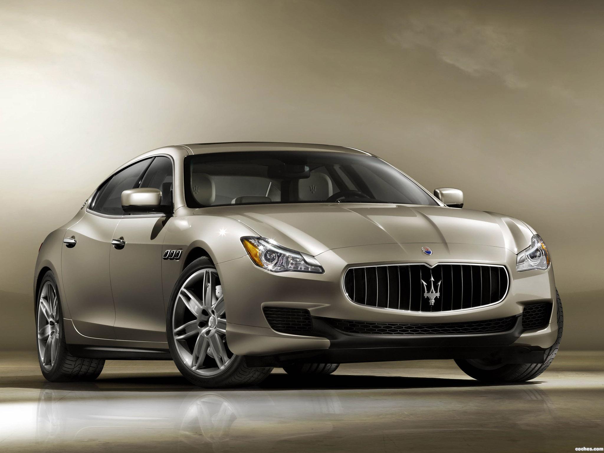 Foto 0 de Maserati Quattroporte 2013