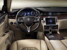 Ver foto 8 de Maserati Quattroporte 2013