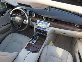Ver foto 43 de Maserati Quattroporte 2013