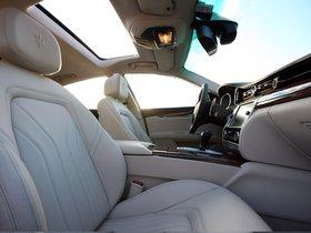 Ver foto 36 de Maserati Quattroporte 2013