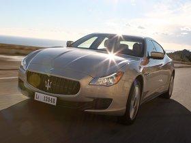 Ver foto 31 de Maserati Quattroporte 2013