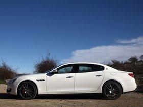Ver foto 20 de Maserati Quattroporte 2013