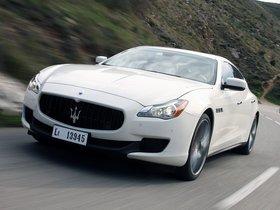 Ver foto 10 de Maserati Quattroporte 2013