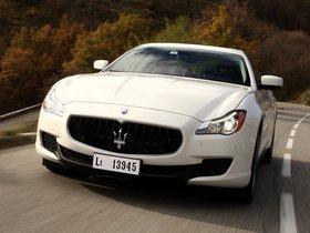 Ver foto 9 de Maserati Quattroporte 2013