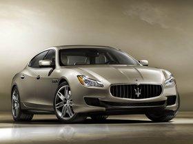 Ver foto 1 de Maserati Quattroporte 2013