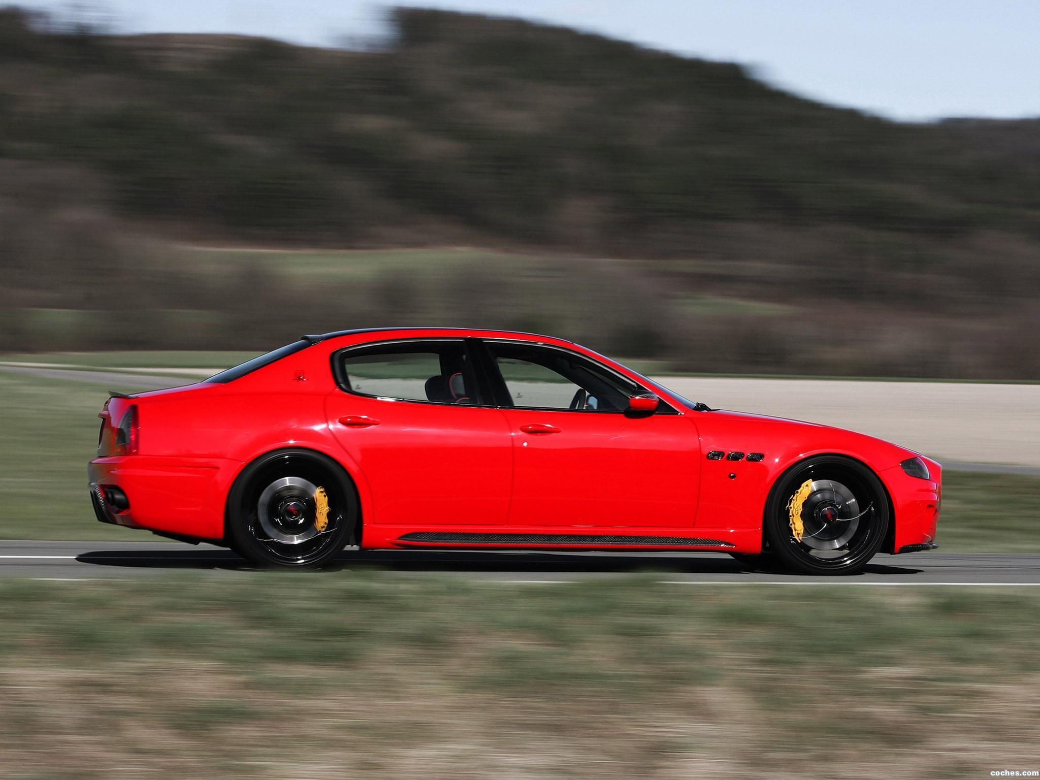 Foto 4 de Maserati Quattroporte CDC Performance 2012