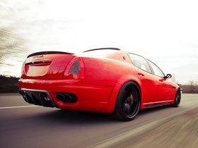 Ver foto 6 de Maserati Quattroporte CDC Performance 2012