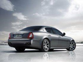 Ver foto 22 de Maserati Quattroporte Facelift 2008
