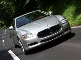 Ver foto 13 de Maserati Quattroporte Facelift 2008