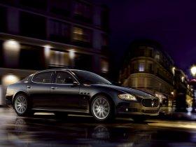 Ver foto 11 de Maserati Quattroporte Facelift 2008