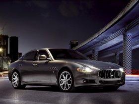 Ver foto 10 de Maserati Quattroporte Facelift 2008