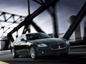 Ver foto 9 de Maserati Quattroporte Facelift 2008