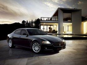 Ver foto 7 de Maserati Quattroporte Facelift 2008