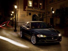 Ver foto 6 de Maserati Quattroporte Facelift 2008