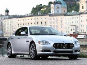 Ver foto 5 de Maserati Quattroporte Facelift 2008
