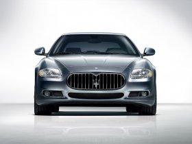 Ver foto 21 de Maserati Quattroporte Facelift 2008