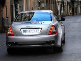 Ver foto 2 de Maserati Quattroporte Facelift 2008