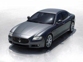 Ver foto 20 de Maserati Quattroporte Facelift 2008