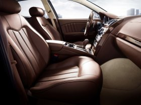 Ver foto 19 de Maserati Quattroporte Facelift 2008