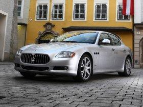 Ver foto 17 de Maserati Quattroporte Facelift 2008