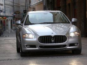 Ver foto 16 de Maserati Quattroporte Facelift 2008