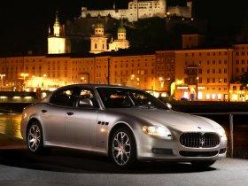 Ver foto 15 de Maserati Quattroporte Facelift 2008