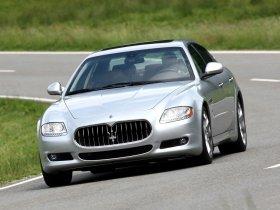 Ver foto 14 de Maserati Quattroporte Facelift 2008
