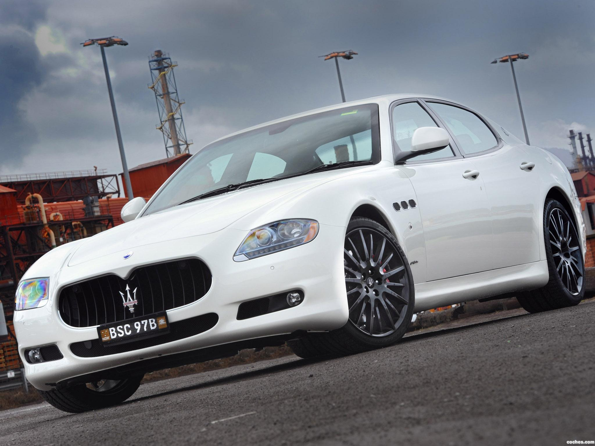 Foto 0 de Maserati Quattroporte GT-S MT Sport Line 2010
