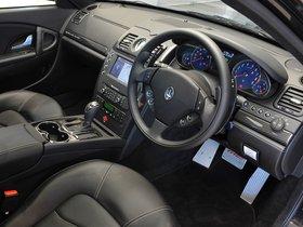 Ver foto 2 de Maserati Quattroporte GT-S MT Sport Line 2010