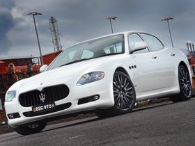 Fotos de Maserati Quattroporte GT-S MT Sport Line 2010