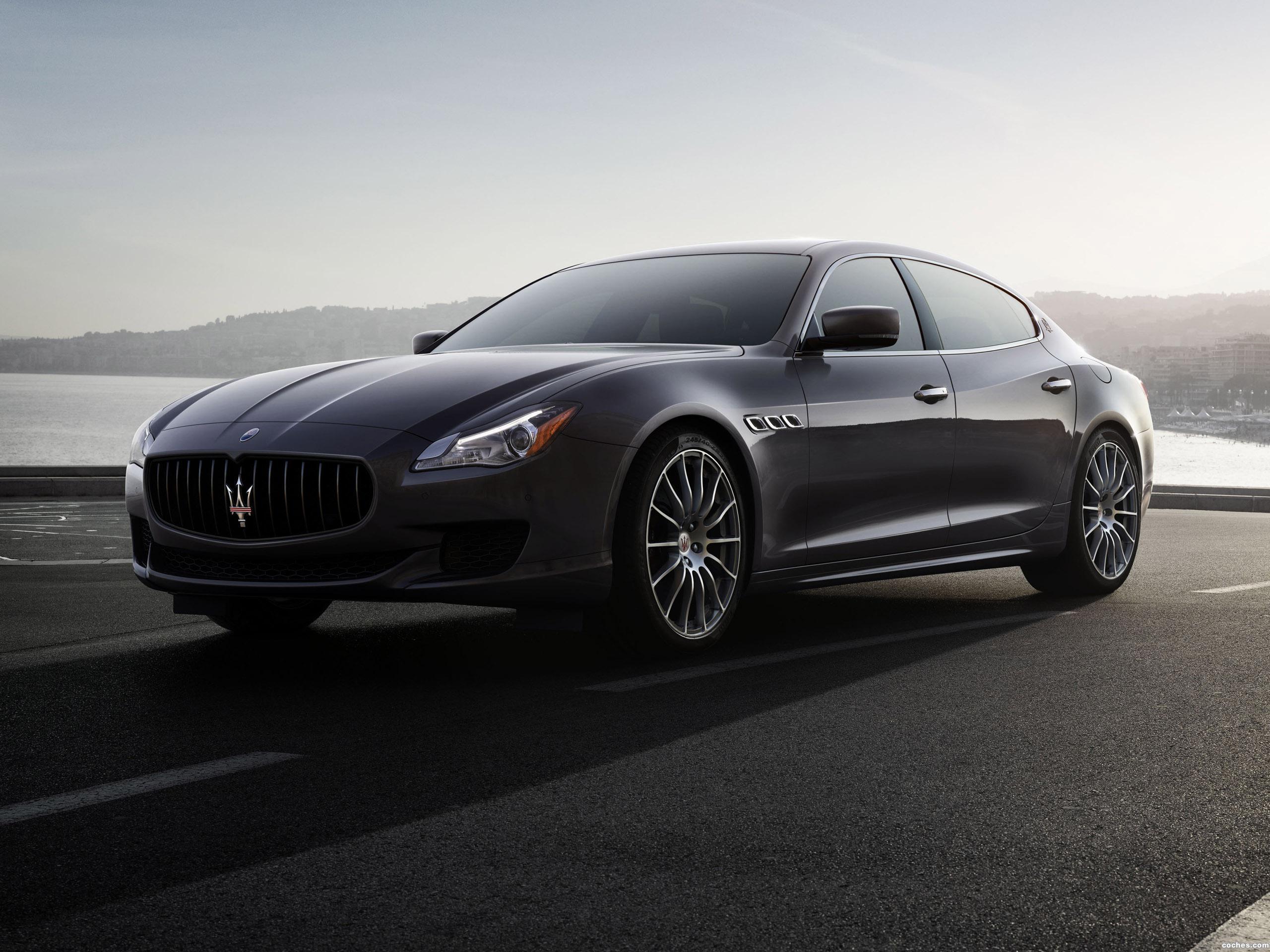 Foto 0 de Maserati Quattroporte GTS 2015