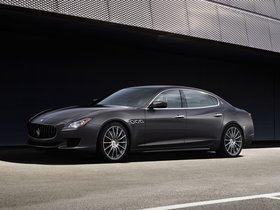 Ver foto 3 de Maserati Quattroporte GTS 2015